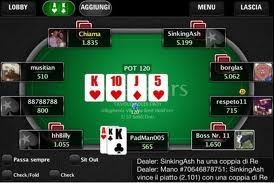 Application Mobile PokerStars